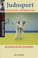 Judosport -nage no kata / katame no kata de basis van de techniek Groefsema, Kees
