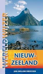 Wereldwijzer Nieuw-Zeeland Driessen, J.W.