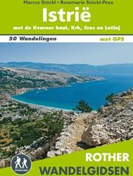 Rother wandelgids Istrie -met de Kvarner baai, Krk, Cres en Losinj Stockl, Marcus