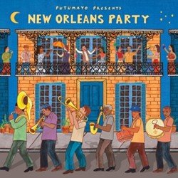Putumayo Presents - New Orleans Party (C