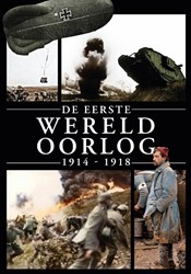 De Eerste Wereldoorlog 1914-1918 Linden, Henk van der