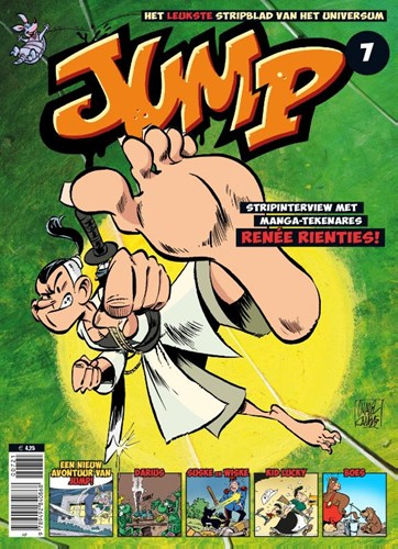 Jump -het leukste stripblad van het universum Cambre, Charel