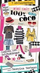 100% Coco - Dagboek van een modeblogger, -dagboek van een modeblogger Smit, Niki