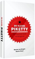 De kleine Piketty -het kapitale boek samengevat Bergen, Wouter van