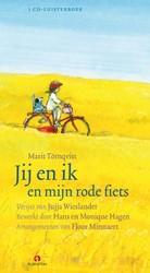 Jij en ik en mijn rode fiets 1 CD -luisterboek Wieslander, J.