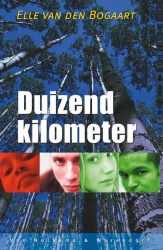 Duizend kilometer -BOEK OP VERZOEK Bogaart, Elle van den