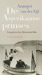 De Amerikaanse prinses, Luisterboek 5 cd Zijl, Annejet van der