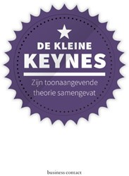 De kleine Keynes -zijn toonaangevende theorie sa mengevat Ansink, Jeroen