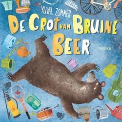 De grot van Bruine Beer Zommer, Yuval