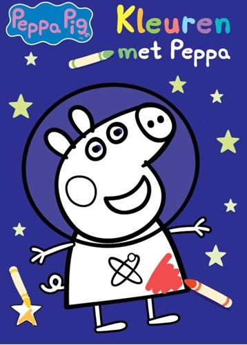 Peppa - kleurboek
