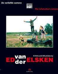 De verliefde camera, 2 DVD's -the infatuated camera Elsken, E. van der
