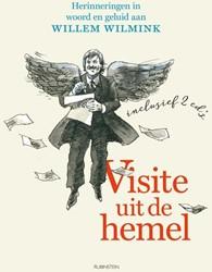 Visite uit de hemel, Boek met cd Jacques -Willem Wilmink Kloters, Jacques