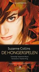 De Hongerspelen, luisterboek, 8 CD' Collins, Suzanne