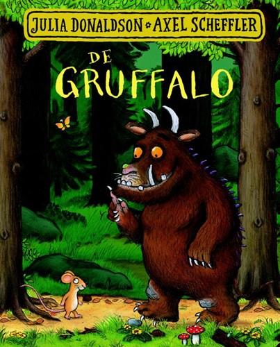 De Gruffalo Donaldson, Julia