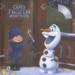 Olaf's Frozen Adventure, Boek met C Disney Pixar
