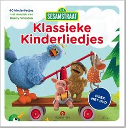 Sesamstraat - Klassieke Kinderliedjes Bo -40 fijne liedjes uit Sesamstra at om mee te zingen, mee te ki Sesamstraat