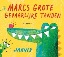 Marcs grote gevaarlijke tanden kartonedi Jarvis