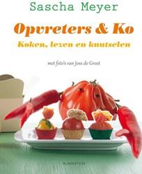 Opvreters & Ko, koken, lezen en knut -koken, lezen en knutselen Meyer, Sacha