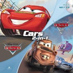 Cars 2-in-1, lees en luisterboek,Boek me Walt Disney Records / Pixar
