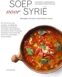 Soep voor Syrie -recepten om onze mensheid te v ieren Massaad, Barbara Abdeni