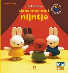 dans mee met nijntje, Boek + CD Bruna, Dick