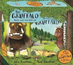 De Gruffalo-cadeauset boekje en knuffel Donaldson, Julia