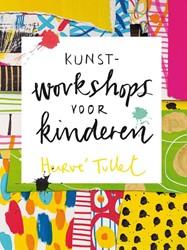 kunstworkshops voor kinderen Tullet, Herve