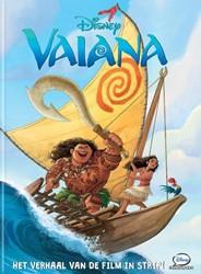 DISNEY FILMSTRIP HC13. VAIANA / MOANA -het verhaal van de film in str ip! Disney, Walt