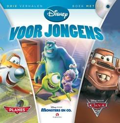Disney voor jongens, Boek + CD -DISNEY LEES MEE Disney