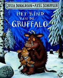 Het kind van de Gruffalo Luxe kartonedit Donaldson, Julia
