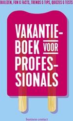Vakantieboek voor professionals 2018 (red.), .