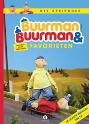 Buurman en Buurman Stripalbum - favoriet Prins, Kees