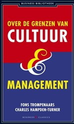 Over de grenzen van cultuur en managemen Trompenaars, Fons