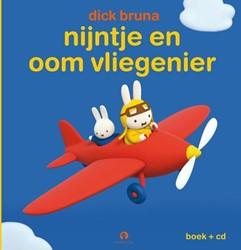 nijntje en oom vliegenier, Boek met CD, Bruna, Dick