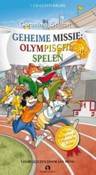 Geheime missie: Olympische spelen, CD -GERONIMO STILTON Stilton, Geronimo