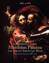 Matthaus Passion -met 7 Cd's Bach, Govert Jan