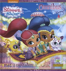 Shimmer & Shine, Omnibus -leesboek met 3 verhalen