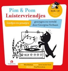 Pim & Pom Luistervriendjes -liedjes en praatjes Bouhuys, Mies