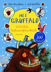 Het Gruffalo winter natuurspeurboek Donaldson, Julia