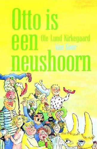 Otto is een neushoorn -BOEK OP VERZOEK Kirkegaard, Ole Lund