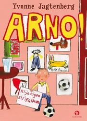 Arno! Mijn eigen stripalbum -mijn eigen stripalbum Jagtenberg, Yvonne