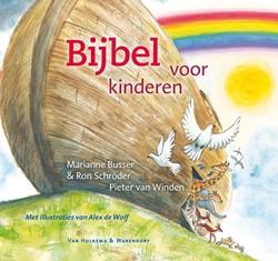 Bijbel voor kinderen -oude en nieuwe testament Busser, Marianne