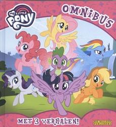 My Little Pony, Omnibus -leesboek met 3 verhalen