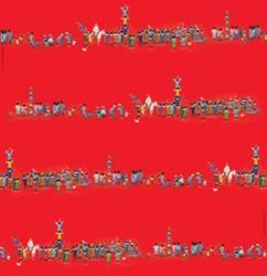 Pakpapier Sinterklaas 2e versie