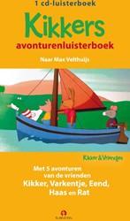 Kikkers avonturenluisterboek, 1 cd -Naar Max Velthuijs Velthuijs, Max
