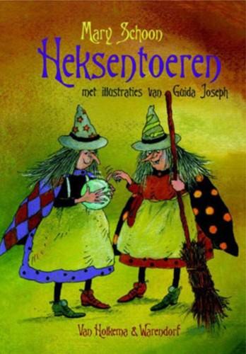 Heksentoeren -BOEK OP VERZOEK Schoon, Mary
