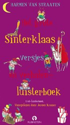 Het Grote Sinterklaas versjes en verhale -luisterboek Straaten, Harmen van