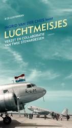 Luchtmeisjes 8 CD's -verzet en collaboratie van twe e stewardessen Chijs, Ingrid van der