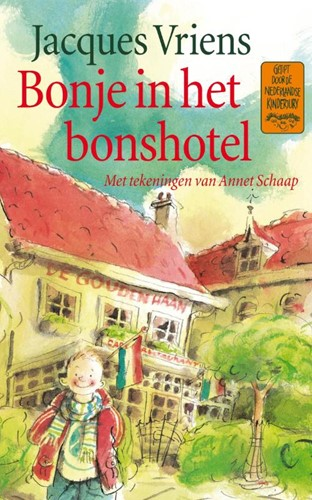 Bonje in het Bonshotel -BOEK OP VERZOEK Vriens, Jacques