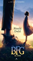 De GVR, The BFG, Luisterboek 4 cd's Dahl, Roald